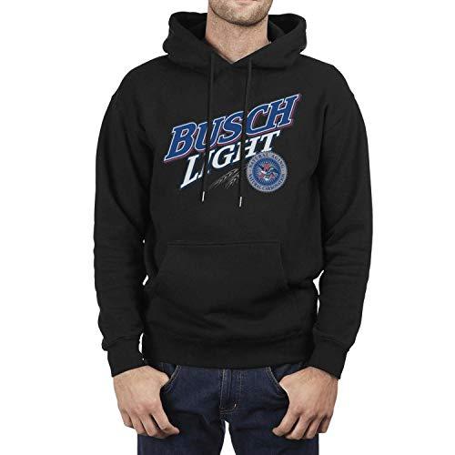 CLH Long Sleeve Fleece Beer-Busch-lighg- Mens Sweatshirt]()