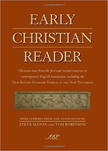 Book Early Christian Reader