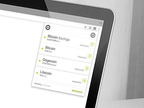 KeepKey: the Simple Bitcoin Hardware Wallet: Amazon.es ...