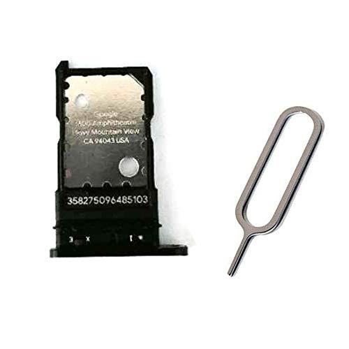 - 1PCS Sim Card Holder Tray Slot Replacement Part for Google Pixel 3