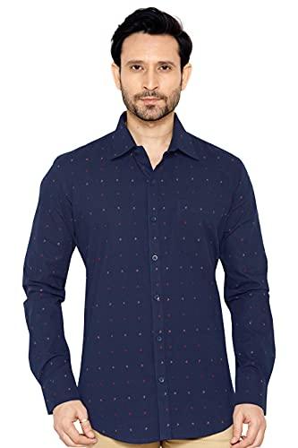 GLOBALRANG Printed Casual Shirt for Men Stylish