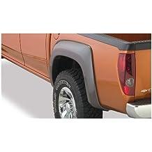 Bushwacker Chevrolet/GMC Extend-A-Fender Flare Rear Pair
