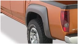 Bushwacker 41028-02 Chevrolet / GMC Extend-A-Fender Flare - Rear Pair