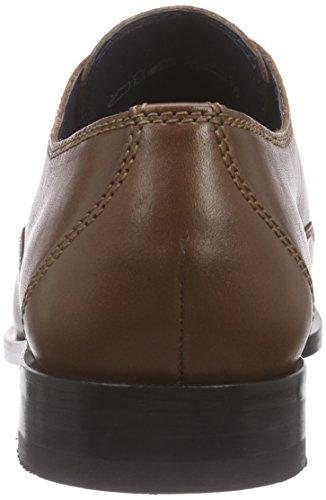 FRETZ men Jack - Zapatos de cordones derby Hombre Braun (25 brandy)
