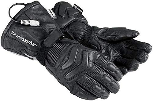Amazon.com: TOURMASTER Synergy Guantes de 2.0), color negro ...