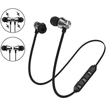 Amazon Com Fanala Bluetooth Headphonesqualteus Magnetic Wireless