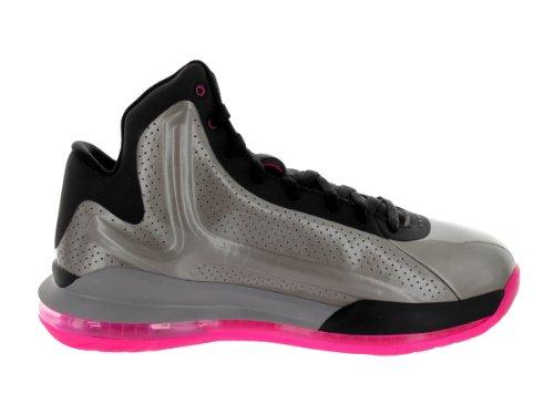 hombre Hyperflight Zapatillas Mtlc Pink de baloncesto Zapatillas Max Negro Foil Nike para CZqt6Yw