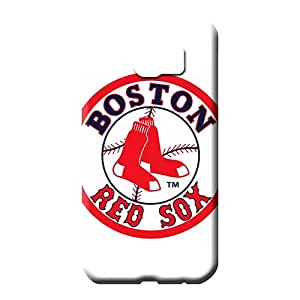 samsung galaxy s6 edge First-class durable High Grade Cases phone carrying skins boston red sox mlb baseball