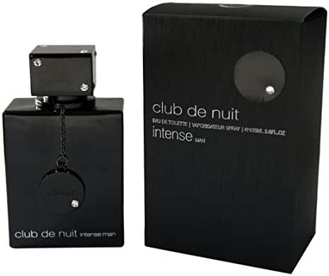 Armaf Club De Nuit Intense Man EDT Men, 3.6 oz