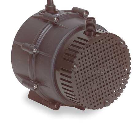 Submersible Centrifugal Pump, 1/40 HP