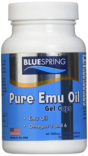 BLUESPRING Pure Emu Oil Gel -