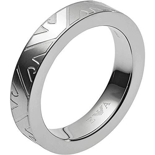 Emporio Armani Herren Ring Edelstahl 32005686