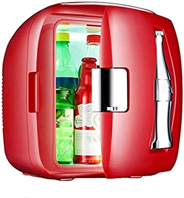 XH Shop 9L Mini refrigerador pequeño Coche de Doble Uso Dormitorio ...