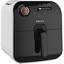 KRUPS AJ1000US Air Fryer Low-Fat, Black