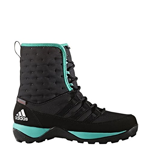 Adidas Winter Kids senderismo Libria PEARL CP CW K núcleo negro / shock menta s16 Negro / Turquesa - AQ4133 multicolor