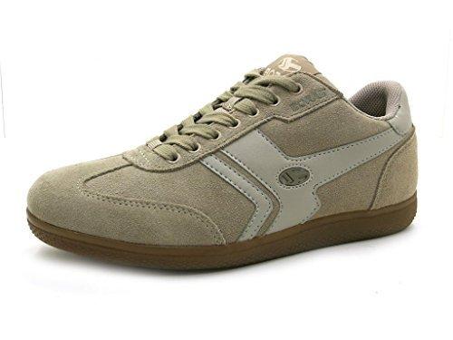 Boras - Sneaker - Schnürer Beige