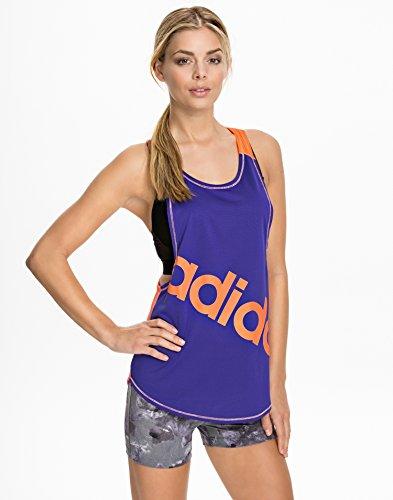 adidas Sport Performance Women's Dance Racer Tank
