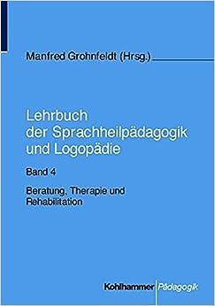 Book Beratung, Therapie Und Rehabilitation