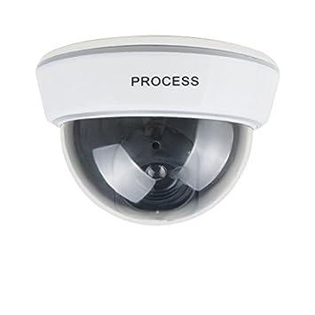 DealMux simulada falsa seguridad de la vigilancia de la cámara CCTV domo al aire libre de