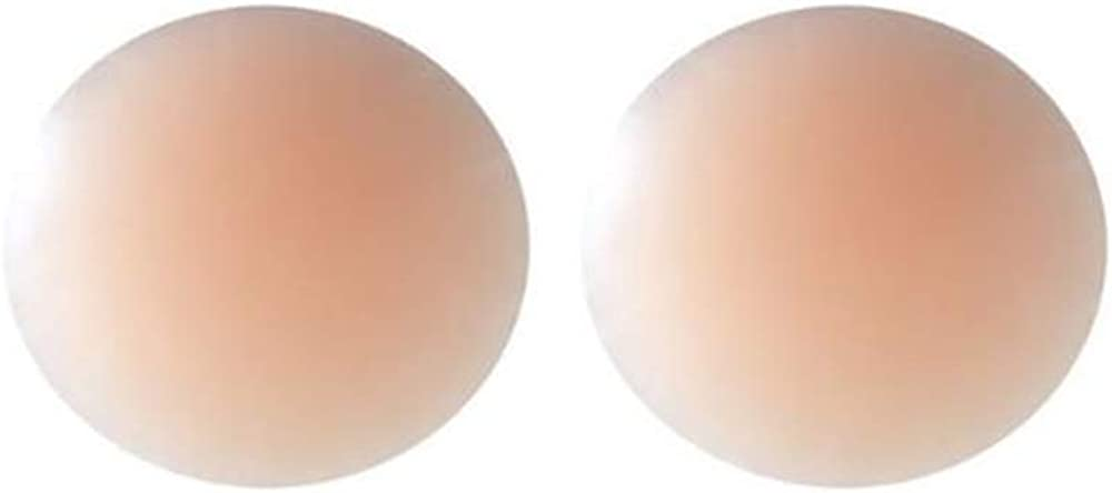 Circolare /& Floreale 2 Coppie DaisyFormals/® Riutilizzabile Adesivi Copricapezzoli in silicone Nipple Cover