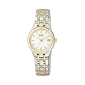 Citizen Ladies' Two Tone Stainless Steel Watch