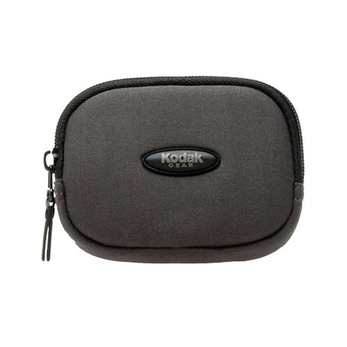 Kodak Gear Small Neoprene Case (70790 - Grey) (Kodak Gray Card)