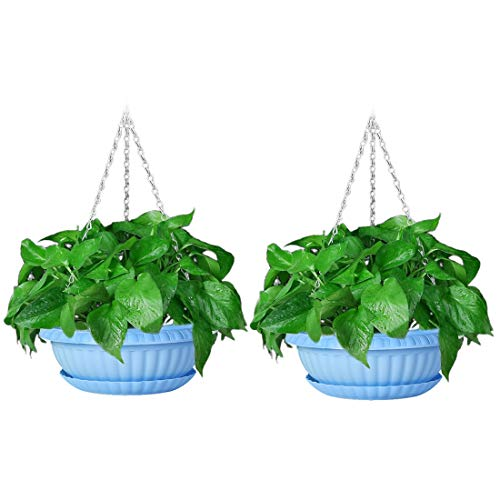 artificial outdoor plants hanging