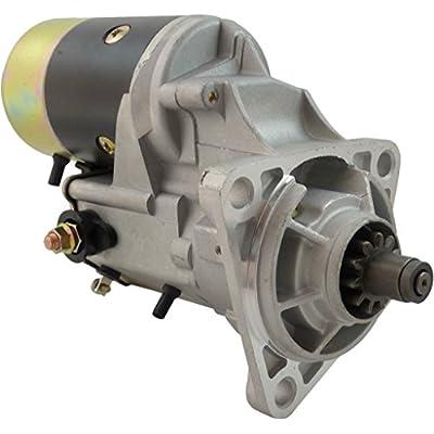 Starter Isuzu 4BD1 6BD1 12 Volts 2.5KW 5811001690 5811001691 NEW: Automotive