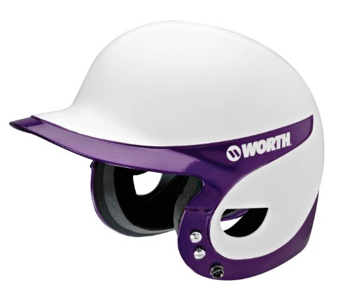Worth Youth Liberty WLBHJR Batting Helmet in White trimed – DiZiSports Store