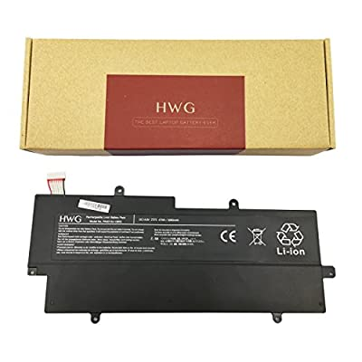 HWG PA5013U-1BRS Battery (8 cell) for Toshiba Portege Z830 Z835 Z930 Z830-10P Z835-P330 Z935 Series Pa5013u by HWG