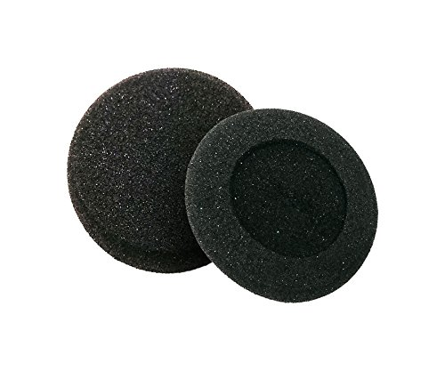 AvimaBasics CS55 Ear Cushion | Replacement Ultra Soft Foam Cushion Compatible with Plantronics 43937-01, CS50, CS50-USB, CS55, CS55H, CS60, CS60-USB, DuoSet, H141, H141N Wireless Headset (Replacement Plantronics Headband)