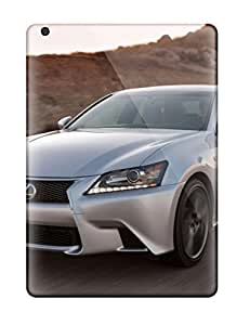 Ipad Air Case Cover - Slim Fit Tpu Protector Shock Absorbent Case (lexus Gs 20)