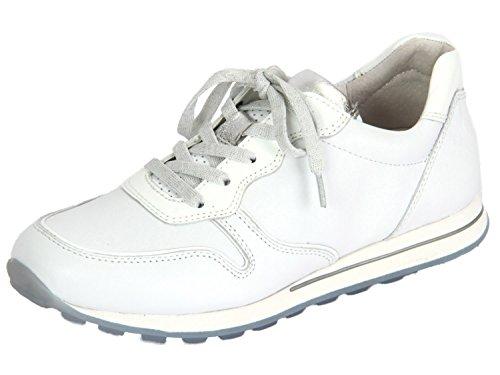 Mancanza Di Gabor York Weiss Silber Nappa - 4636550 Bianco