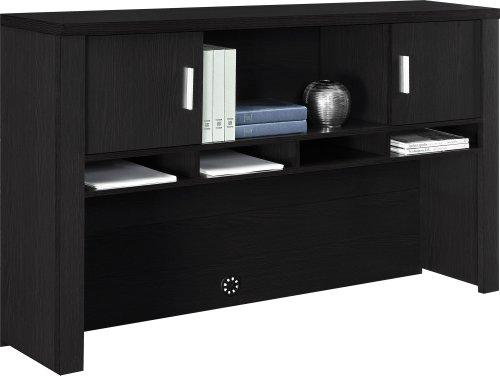 Altra Princeton Hutch, Espresso by Altra Furniture