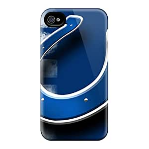 PhilHolmes Iphone 6 Shockproof Cell-phone Hard Covers Provide Private Custom Stylish Indianapolis Colts Series [kKJ8222Xdiq]