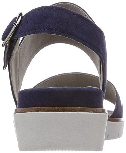 Sandalia Azul Gabor Basic Mujer Con Pulsera bluette Shoes Para zwAZq7Fw