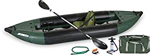 23. Sea Eagle 350FX Inflatable Explorer Kayak