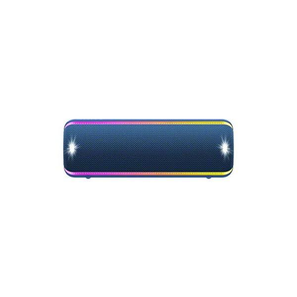 Sony SRS-XB32 Enceinte Portable Bluetooth Extra Bass Waterproof avec Lumières - Bleu 2