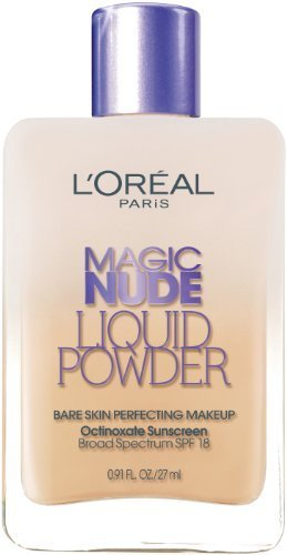 L'Oreal Paris Magic Nude, Light Ivory, 0.91 Fluid Ounce (Pack of 2)