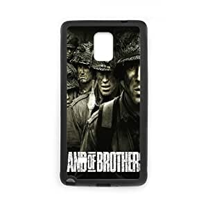 2015 customized Band of Brothers New Fashion Case for Samsung Galaxy Note 4, Popular Band of Brothers Case
