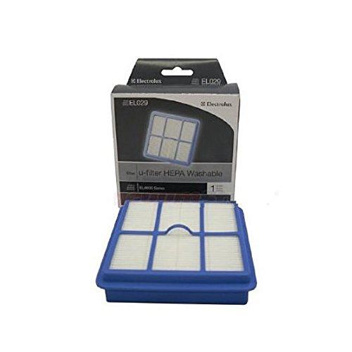 Electrolux El8602a Granite Grey Nimble Vac Washable Hepa Fil