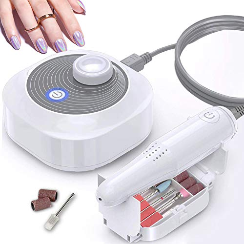 Electric Professional Nail Drill Machine Nail Files for Acrylic Gel Nails