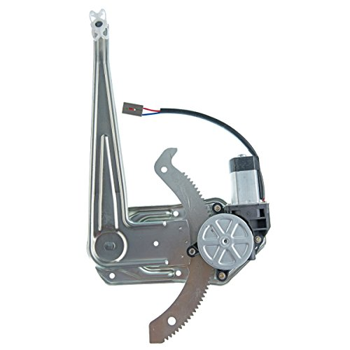 A-Premium Power Window Regulator and Motor Assembly for Ford Ranger 1993-2011 Front Left Driver Side