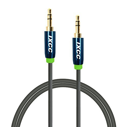 IXCC Stereo Cable Male To Male 3.5mm