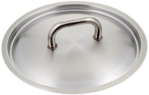 Matfer Bourgeat Lid for Matfer Cookware, 11-Inch, Gray