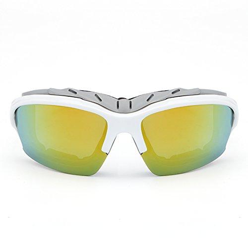 de Nocturna Sol Hombres Black visión Sol Sol Gafas Yumeik Gafas Hombres de de Color White golden Gray De polarizadas Visión Sol Gafas Gafas Nocturna Sol conducción Gafas de de de Gafas Y0pdqPw