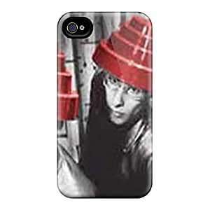 High-quality Durability Case For Iphone 4/4s(devo In Energy Domes) by Maris's Diaryby Maris's Diary