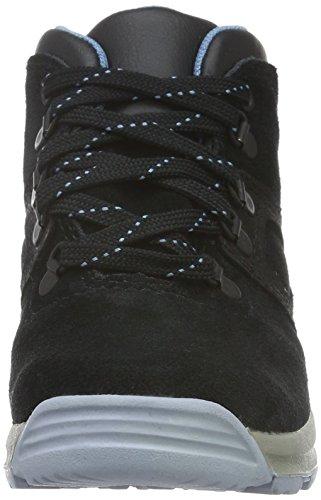 Timberland Kids GT Scramble Leather Waterproof Chukka Boots, Schwarz (Black Silk Suede), 38 EU