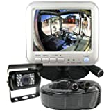 5 LCD Color Rear View Backup Camera System for RVs, Motorhomes, Trucks, Vans & Commercial Vehicles