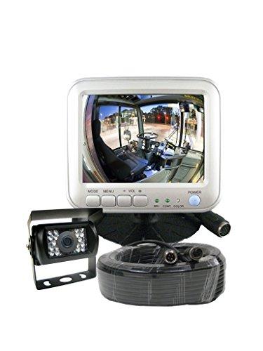 41uN XJG1tL._SL500_ rv backup camera amazon com rosco mirror wiring schematic at reclaimingppi.co